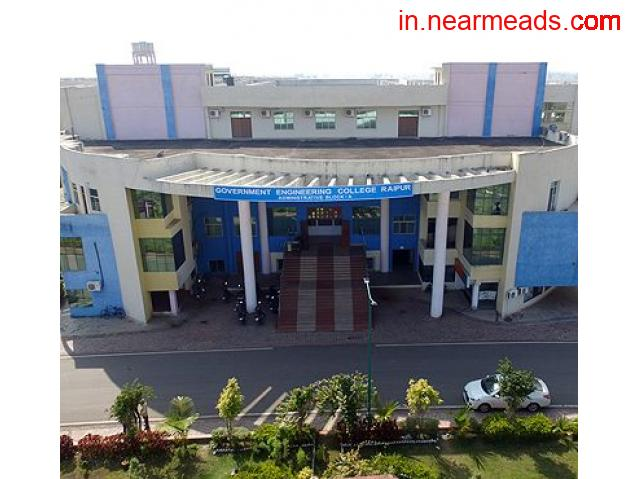 Government Engineering College – B.Tech College in Raipur - 1