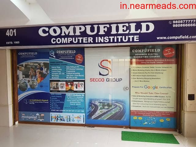 Compufield Computer Institute – Learn Digital Marketing Courses - 1