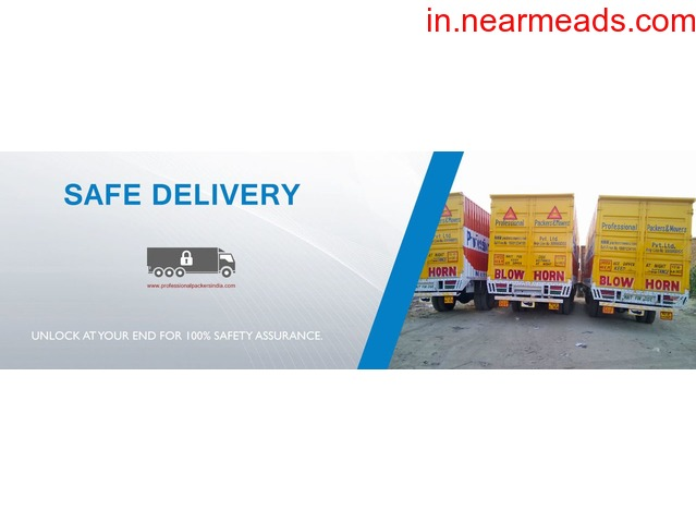 Professional Packers and Movers Bangalore - 1