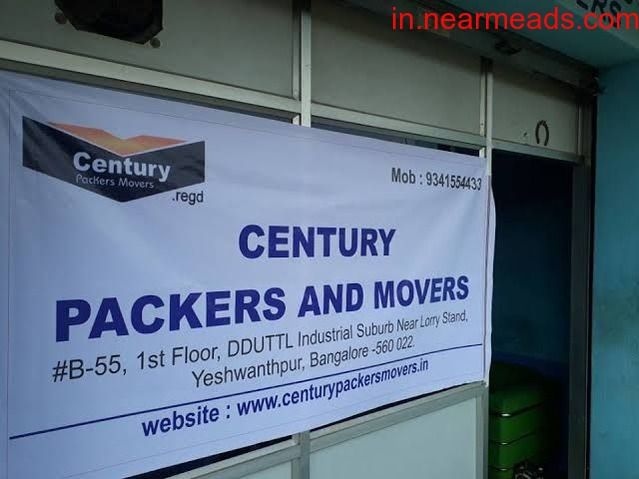 Century Packers and Movers – Best Shifting Solutions in Bangalore - 1