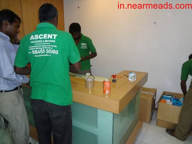 Ascent Packers and Movers – Domestic and International Movers Bangalore - 1