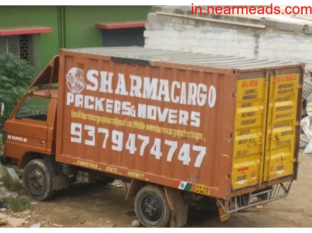 Sharma Packers and Movers – Best Shifting Services in Bangalore - 1
