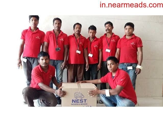 Nest Packers and Movers Bangalore – Make your Move Easy - 1