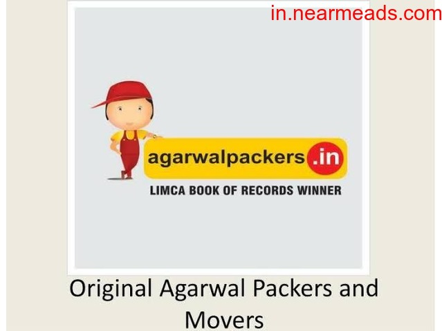 Agarwal Packers and Movers Bangalore - 1
