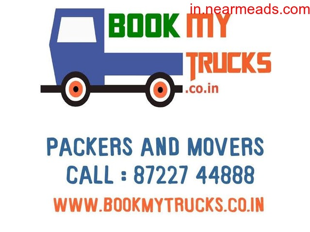 Book My Trucks – Best Packers and Movers Services Bangalore - 1
