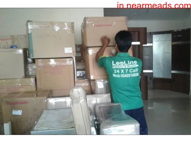 Lio Line Packers and Movers Bangalore - 1