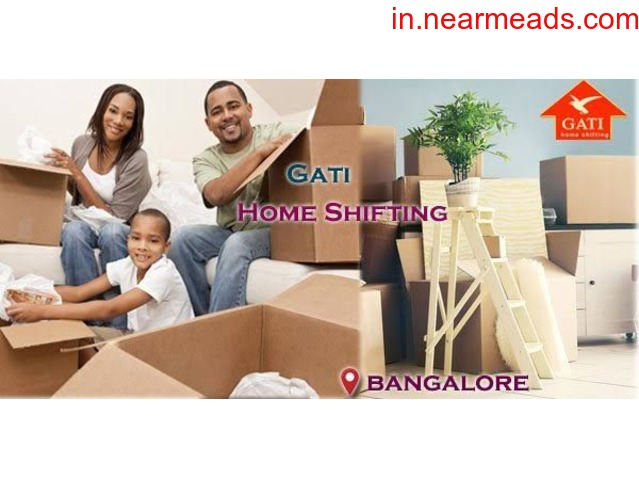 Gati Home Shifting Packers and Movers Bangalore - 1