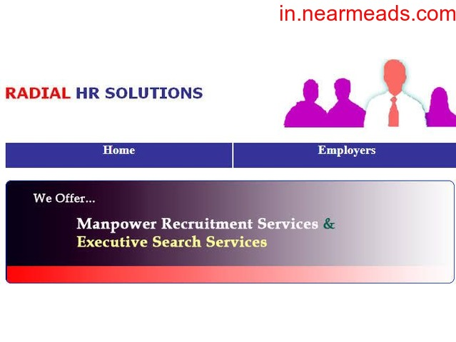 Radial HR Solutions – Best Job Consultancy in Bangalore - 1
