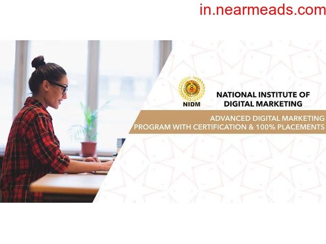 NIDM – National Institute of Digital Marketing Bangalore - 1