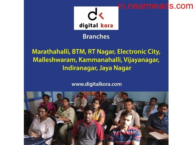 Digital Kora – Advanced Digital Marketing Course in Bangalore - 1