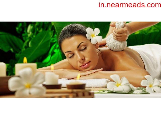 Rati Spa – Best Female to Male Massage in Bangalore - 1