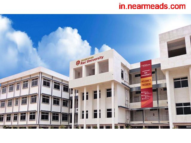 Jharkhand Rai University – Top Management Colleges in Ranchi - 1