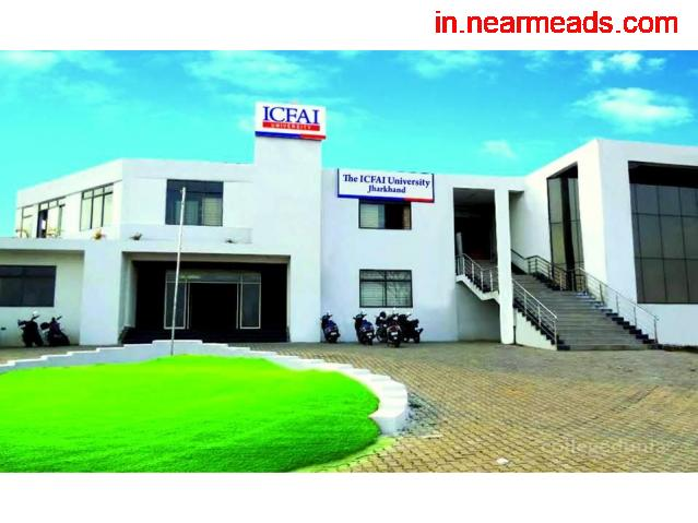 ICFAI University – Top University For MBA in Ranchi - 1