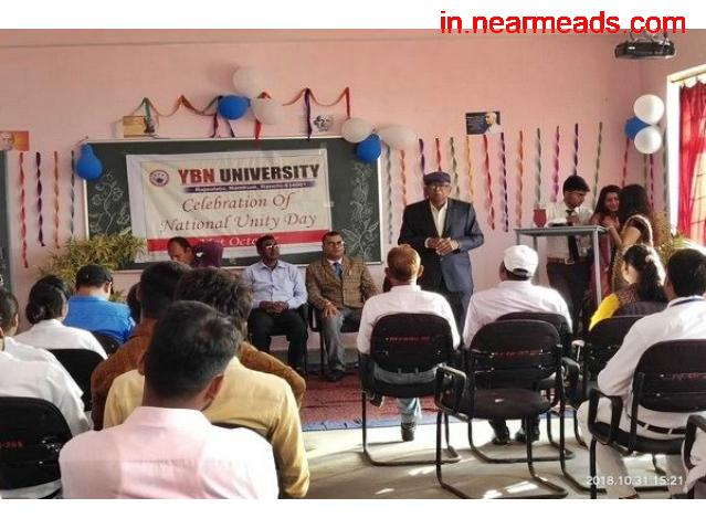 YBN University – Top Technical College in Ranchi - 1