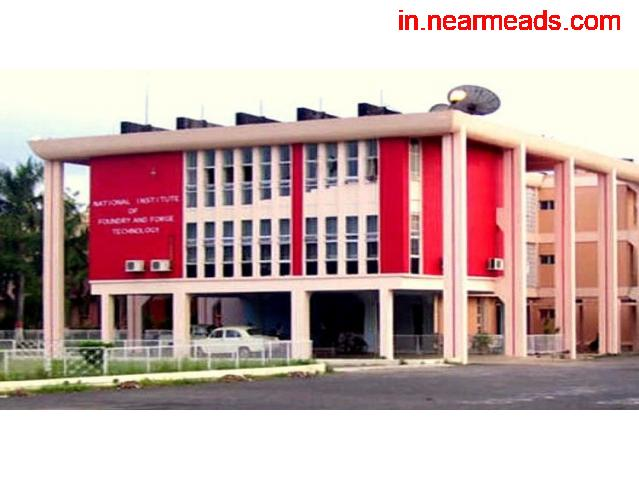National Institute of Foundry and Forge Technology Ranchi - 1