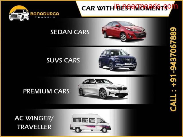 Car Rental Service in Bhubaneswar, Odisha Cab Taxi Service - 1