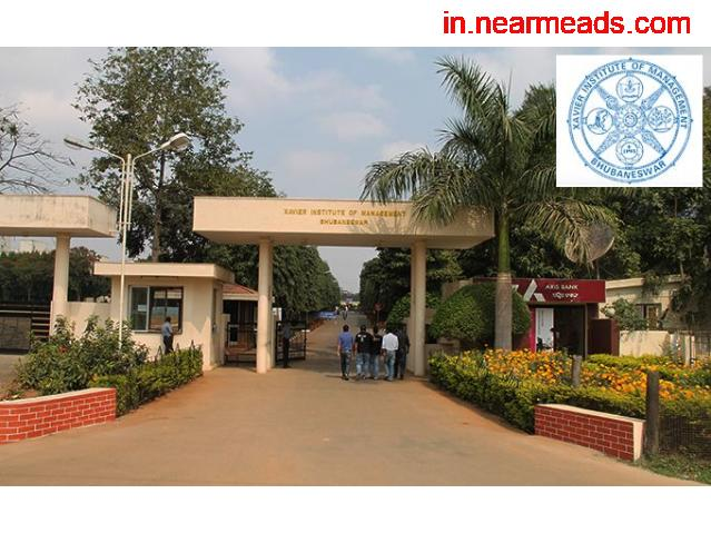 Xavier Institute of Management (XIMB) - Top Management College Bhubaneswar - 1