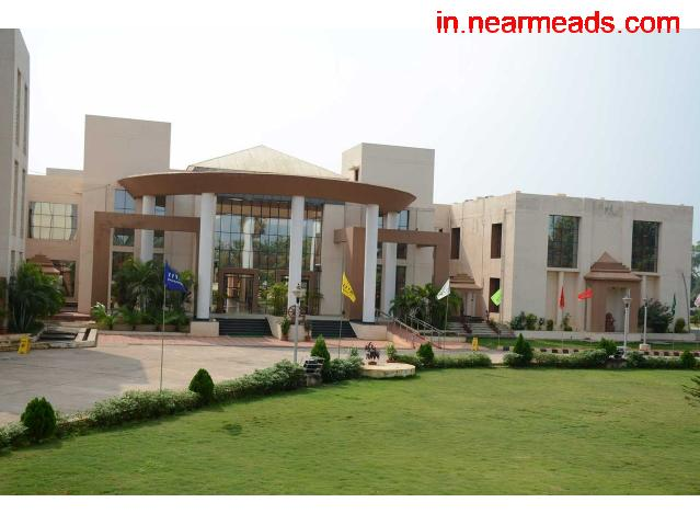 Indian Institute of Tourism and Travel Management Bhubaneswar - 1