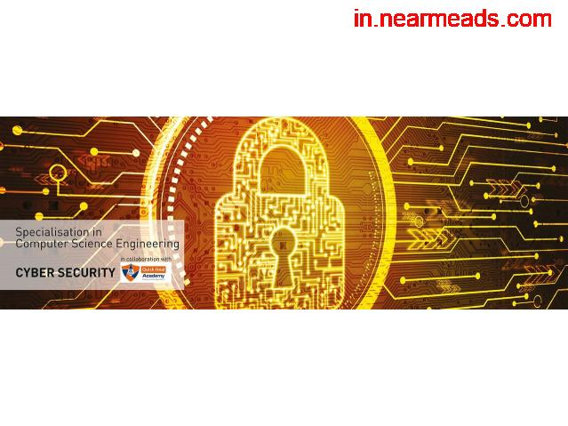 Chitkara University – Learn Cyber Security Course in Shimla - 1