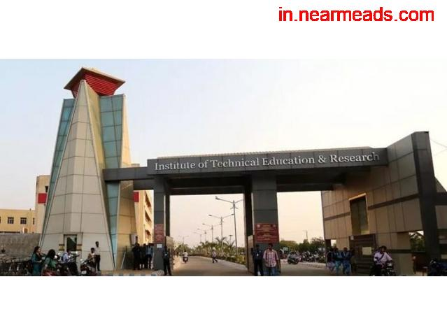 ITER - Institute of Technical Education & Research Bhubaneswar - 1