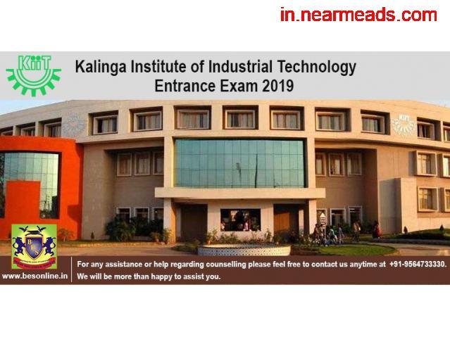 Kalinga Institute of Industrial Technology – B.Tech College Bhubaneswar - 1