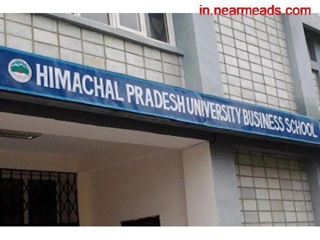 HP University Business School – Top MBA Colleges Shimla - 1