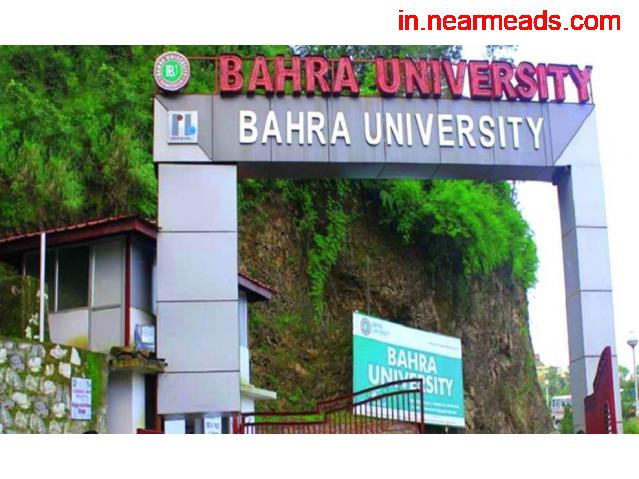 Bahra University – Top MBA Course Near Shimla - 1