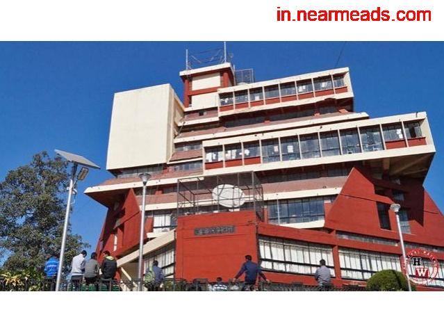 Himachal Pradesh University – Top Engineering College in Shimla - 1