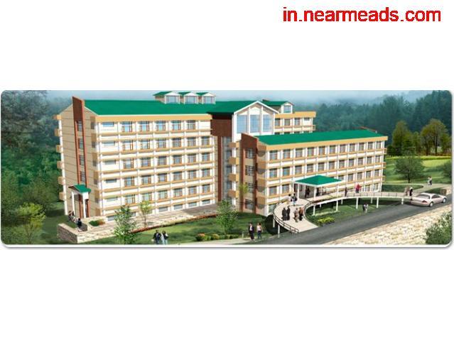 MMU Solan – Top Engineering College Near Shimla - 1