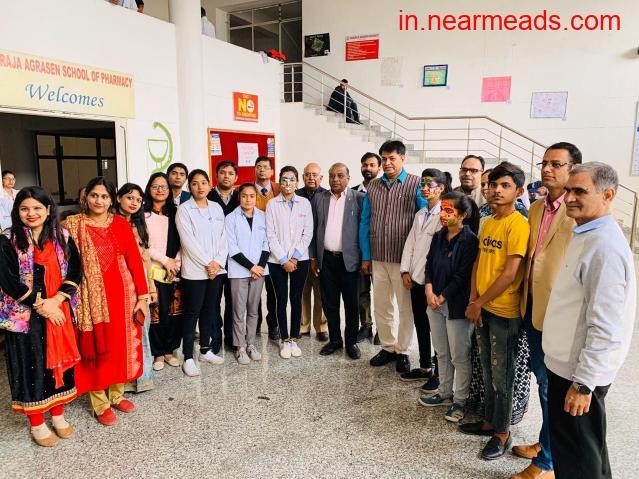 Maharaja Agrasen University – Pursue Engineering Near Shimla - 1
