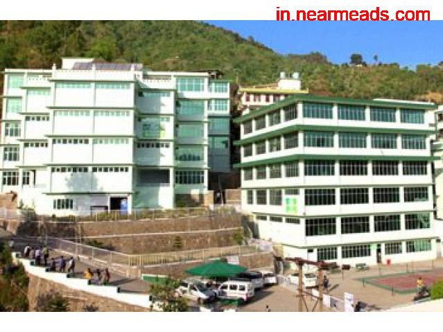 L. R. Institute of Engineering & Technology Shimla - 1