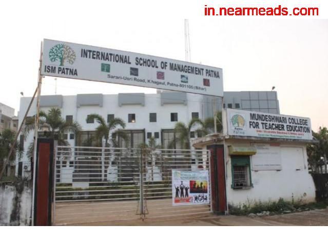 International School of Management – Best PGDM College in Patna - 1