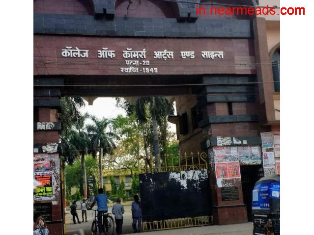 College of Commerce, Arts and Science – Get Management Course in Patna - 1