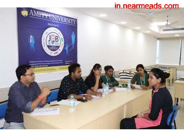 Amity University – Top University for Engineering in Patna - 1