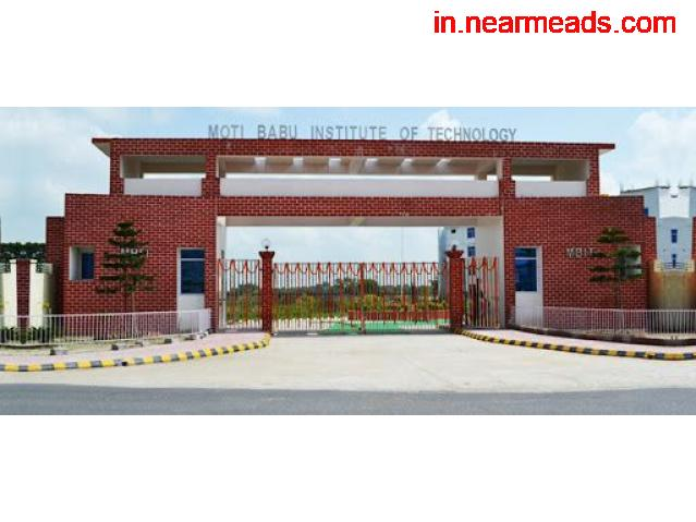 Moti Babu Institute Of Technology – Best Engineering College - 1