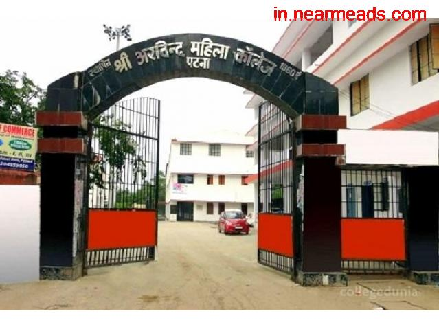 Sri Arvind Mahila College – Best Diploma Course in Patna - 1