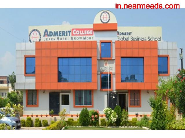 Admerit College – Best Engineering College in Patna - 1
