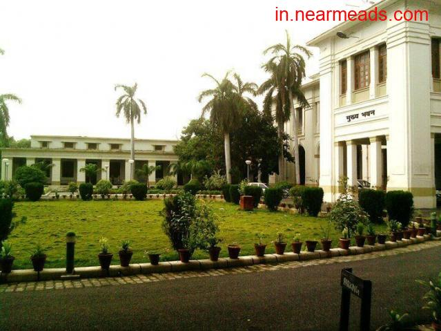 HBTU – Best MBA and Management College in Kanpur - 1