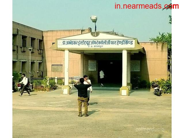 Dr. Ambedkar Institute of Technology for Handicapped Kanpur - 1