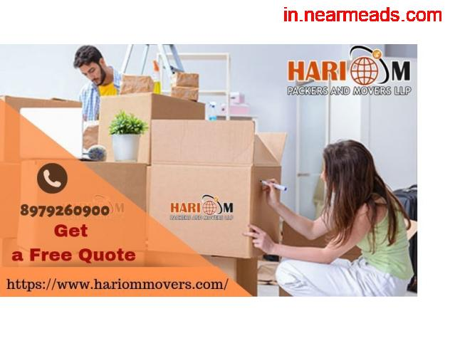 Hariom Packers and Movers – Top Shifting Company in Agra - 1