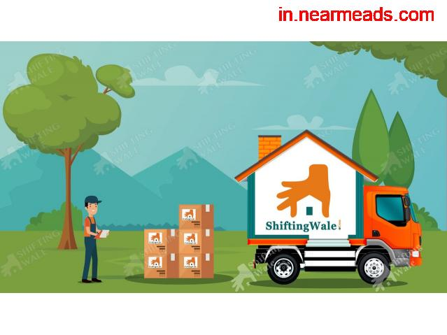 Shifting Wale – Best Packers and Movers in Agra - 1