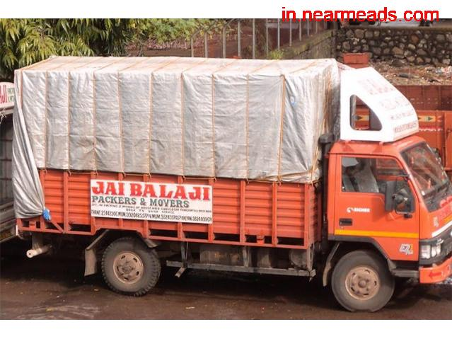 Jai Balaji Packers and Movers – Top Shifting Company - 1