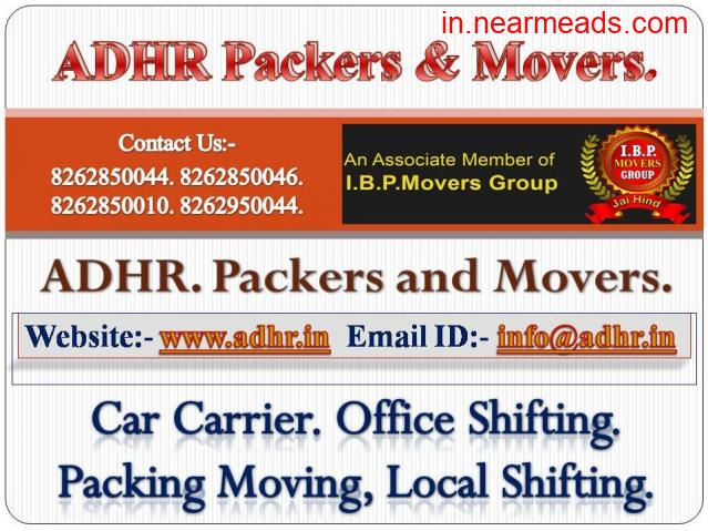 ADHR – Best Movers and Packers in Agra - 1