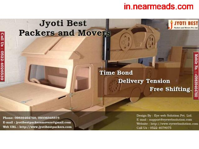 Jyoti Best Packers and Movers – Relocation Services in Agra - 1