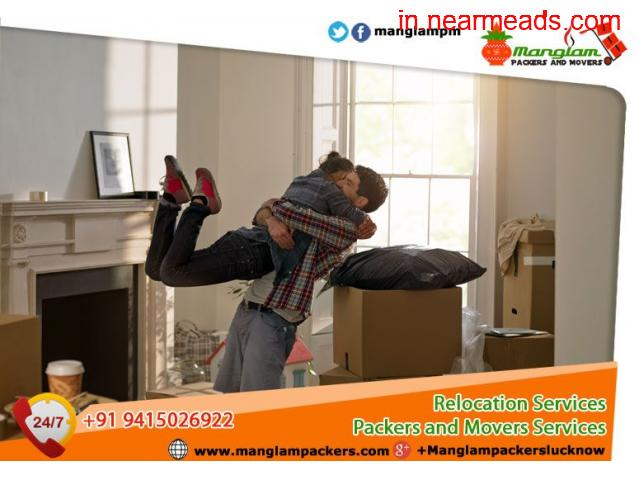 Manglam Packers – Reliable Moving Company in Agra - 1