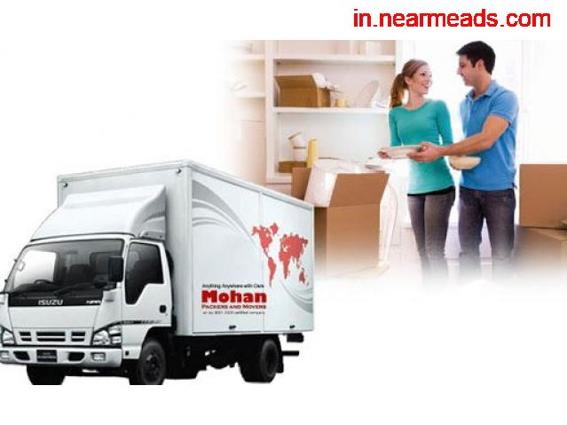 Mohan Packers and Movers – Safe Moving Services in Agra - 1