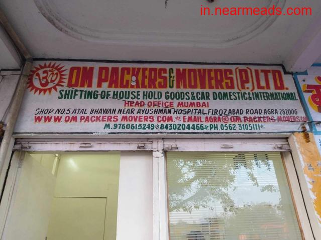 Om Packers – Best Shifting Company in Agra - 1
