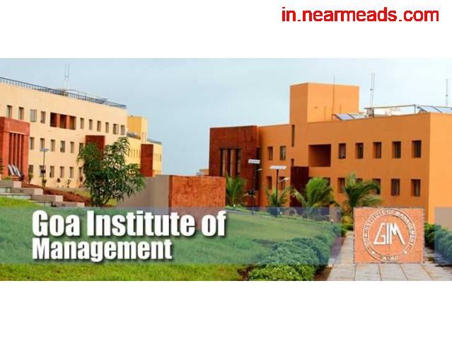 Goa Institute of Management – Top PGDM College in Goa - 1