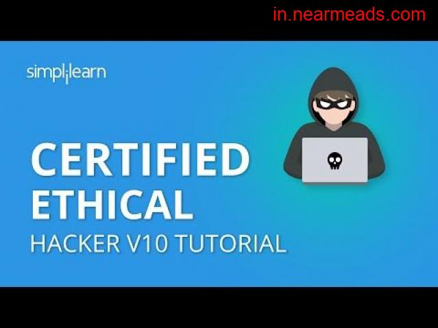 Simplilearn – Top Ethical Hacking Course in Ahmedabad - 1