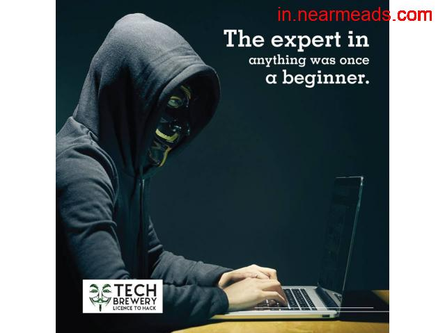 Tech Brewery – Best Ethical Hacking Course in Chandigarh - 1